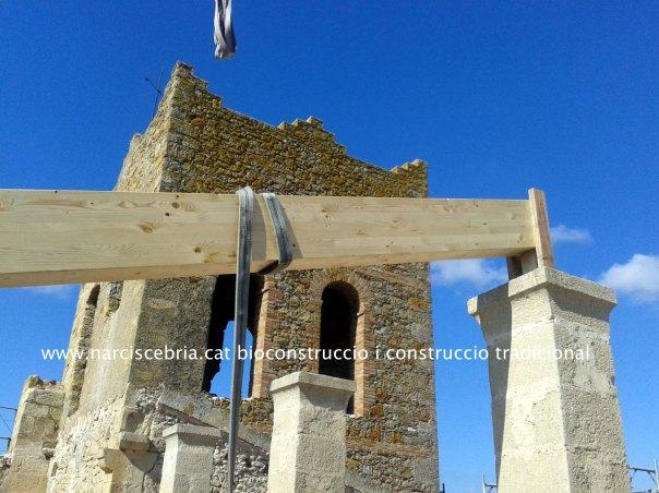arquitecte tecnic aparellador rehabilitacio teulada girona fusta